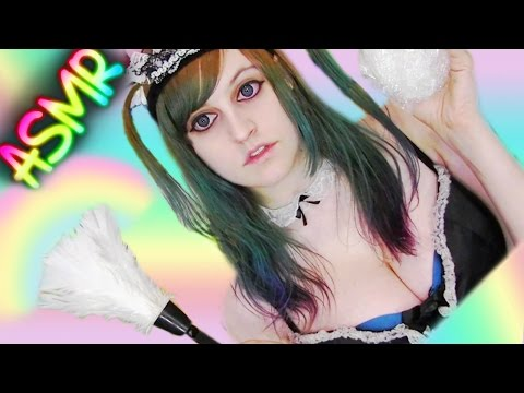 ASMR CRiNKLE TiNGLES 🎧 ░ Plastic ♡ Bubble Wrap, Texture, Soft, Pop, Funny, Maid Role Play ♡