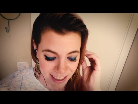 Rambling and Playing With Your Hair - ASMR