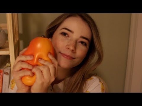 ASMR Squishies & Embarrassing Stories