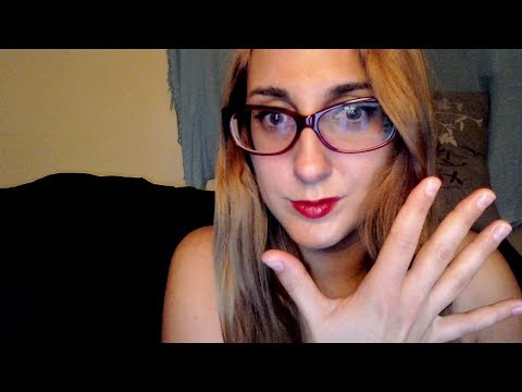 Will it Work on YOU? Weird, but Effective ASMR #5 - Nom Nom & Covering up, Poking the Camera