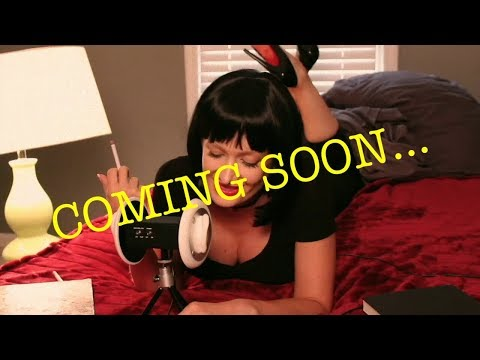 [Not ASMR] Coming Attractions This Week!!🎬