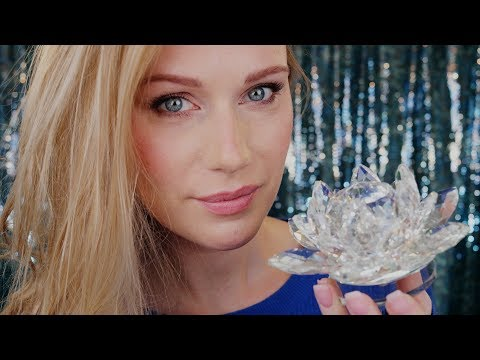 ASMR Diamond Tapping English and dutch soft spoken and whispered