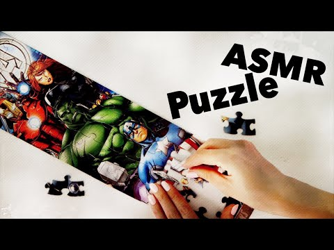 The Avengers Puzzle