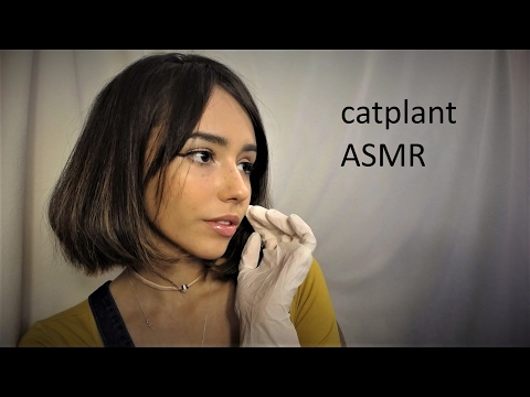 ASMR clicking, scratching, mouth sounds ☼