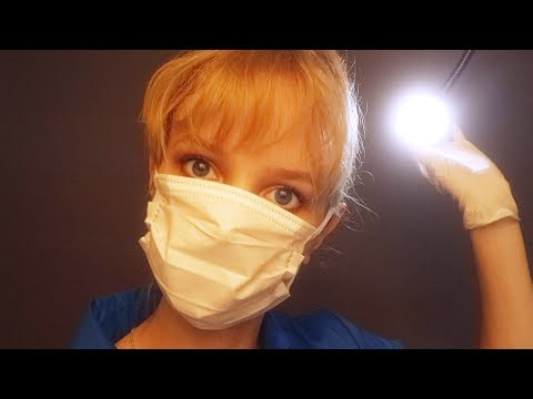 ASMR Dentist Visit Role Play for a Teeth Cleaning