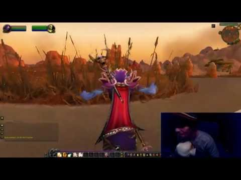 Live ASMR Let's Play WoW 2 - More Frequent Triggers