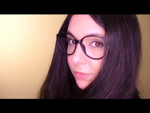 ASMR Role Play: This Is A Test.  This Is Only A Test.  Binaural Tingles For Relaxation and Sleep