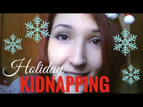 ASMR - BABY IT'S COLD OUTSIDE ~ An Affectionate Christmas Kidnapping ~