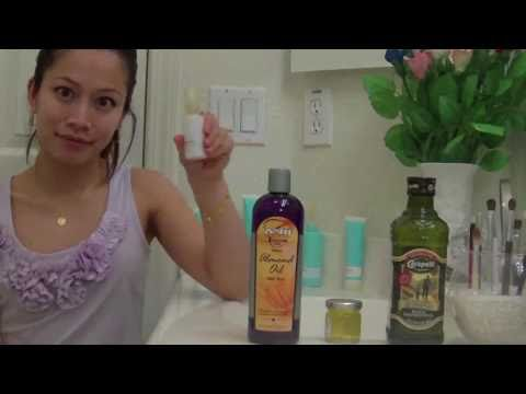 The Story of Oils - The Oil Cleansing Method Tutorial - Essential Oil Skin Care Remedies Tutorial