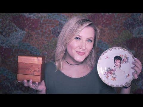 ASMR | Tapping on Pretty Things + Giveaway!