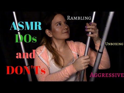 Hilarious Aggressive Unboxing and setting up for ASMR Videos with Rambling and Random Bloopers