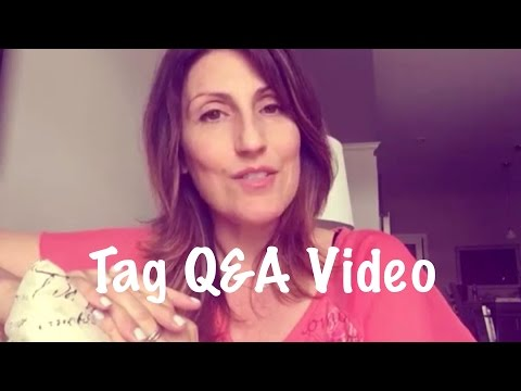 ASMR Tag Video Tagging Kamen Whispers and ASMR Counting Sheep