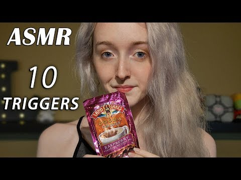 Top 10 ASMR Triggers For Sleep & Relaxation