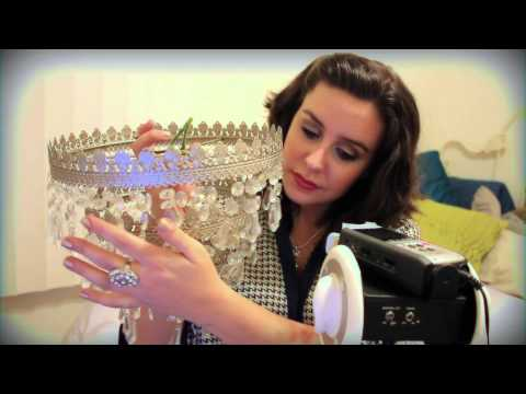 ASMR: Binaural Chandelier Tinkles and Tingles
