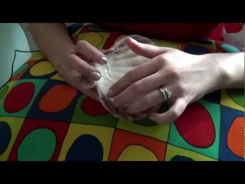 Tapping, Fabric scratching ASMR, part 5