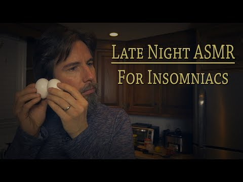 Late Night ASMR for Insomniacs
