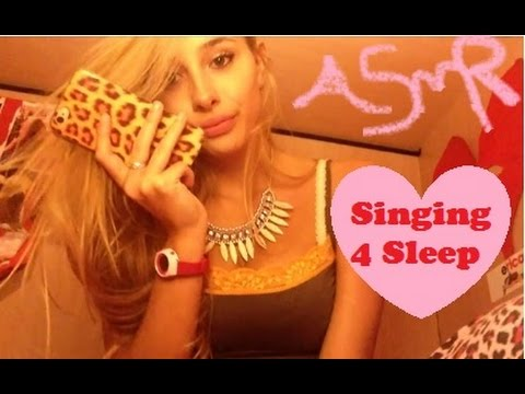 ASMR Whispering A Song + Soft Spoken (Ariana Grande One Last Time)
