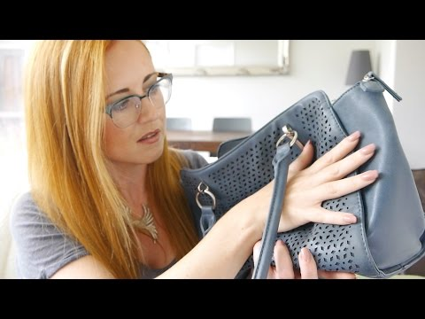 What's In My NEW Bag | ASMR Soft Spoken, Relaxing Sounds