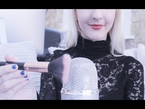 ASMR Tingle Clinic ♡ Find your Trigger/Tingles | Mic Brushing, Tapping, Spray Bottle
