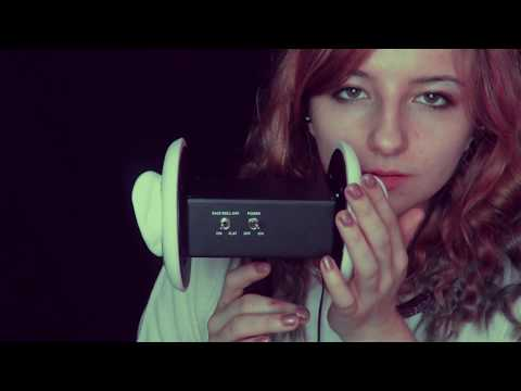 ASMR Ear Licking & intense Mouth Sounds for Relaxation