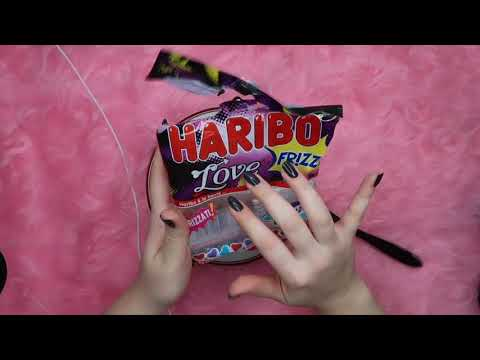 ASMR Eating Candy Jelly