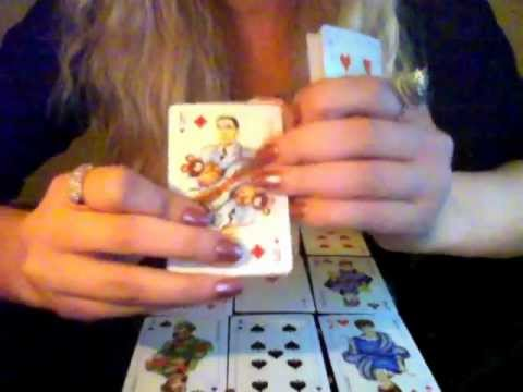 ♫ Fortune Telling Session ♫ (soft spoken sounds, hands video)