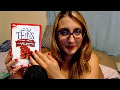 I know YOU Like it When I Bag up Your Groceries! ASMR WHISPER ROLE PLAY & Aggressive Fast Tapping
