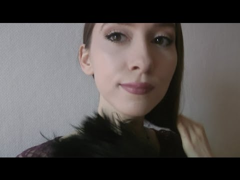 ASMR - Personal attention, hand movements :-) and more