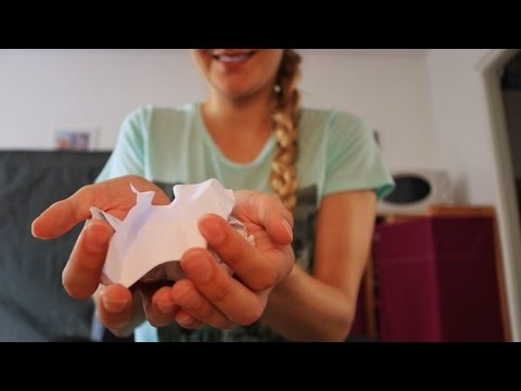 inTense Tingles Thursday: Tingly 3D Paper Sounds