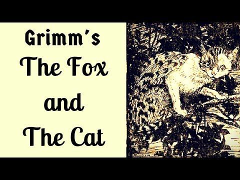 🌟 ASMR 🌟 The Fox and The Cat 🌟 Grimm's Fairy Tales 🌟 Whisper Triggers 🌟