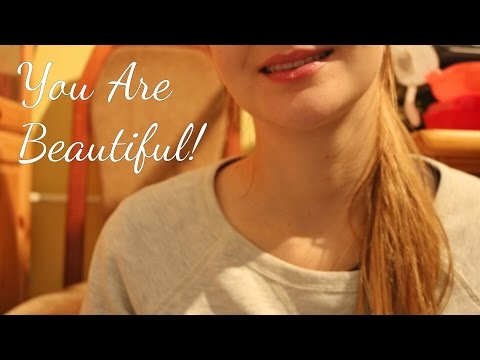 ASMR ♥ Just You & I - Ear to Ear Positive Affirmations