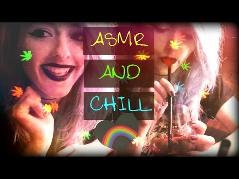 Low-Key ASMR :: Cocktails and Card Games with Your Friend