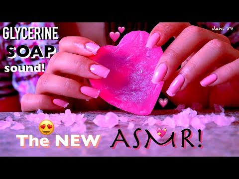 💖 Your New Favorite ASMR! 💗 The GLYCERIN SOAP sound IS HERE! 🌸 ❀ 🌸
