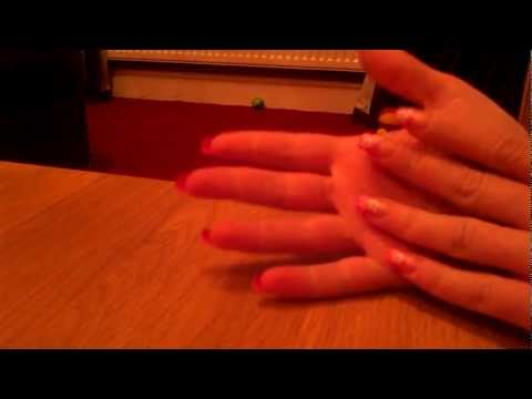 Whisper ,hand stroking , nail tapping , scratching carpet ....request  video ....