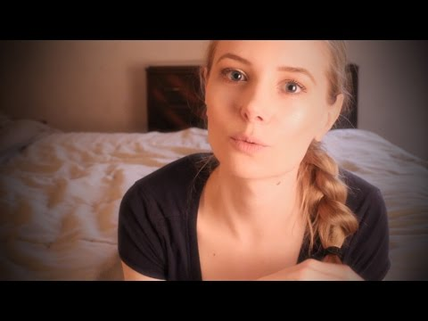 ASMR Whisper ~ Answering your questions ~ Relaxation and Sleep