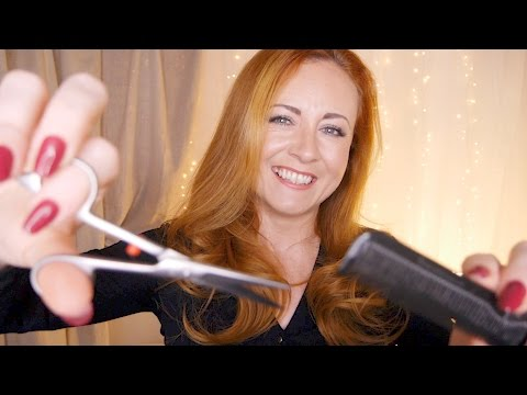A L❤︎VELY Relaxing HAIRCUT   ASMR Top10 #3