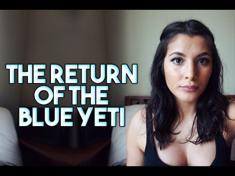 The Return of the Blue Yeti | Lily Whispers ASMR