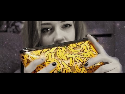 ASMR super ⋆✧tingly✧⋆ bag collection!
