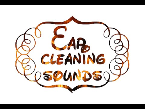 """✧J-ASMR✧新しい耳かき・たき火バージョン/Binaural NEW ear cleaning sounds with crackling Fire/""""귀청소"""",""""귀파기""""✧音フェチ✧"""