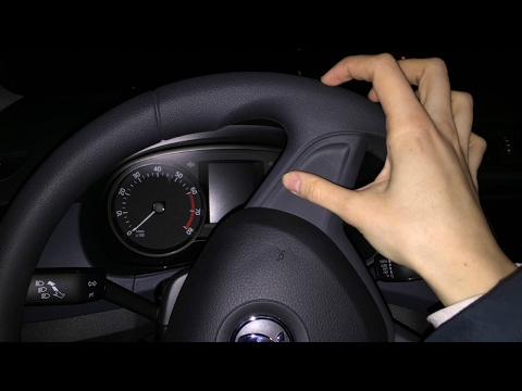 ASMR Session in A Car: Tapping, Scratching, Clicking, Button Sounds & More