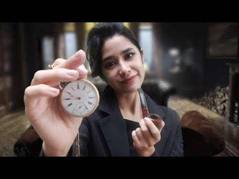 [ASMR] Tea Time with Miss Peregrine ~