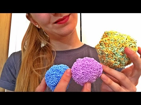 ASMR ♥ Mesmerizing Sticky Toy for Strong Tingles