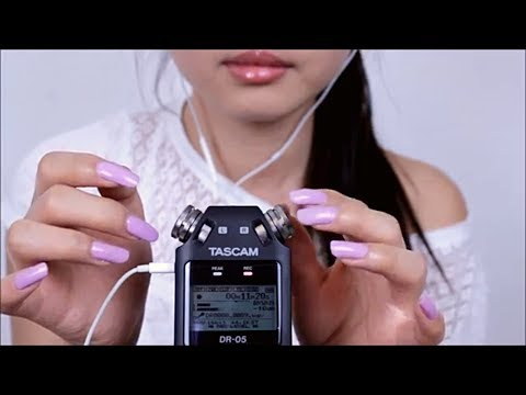 ASMR ~ Intoxicating Ear Attention (Touching,Brushing,Tapping,Scratching)
