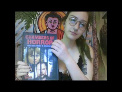 ASMR LET'S TALK ABOUT SERIAL KILLERS