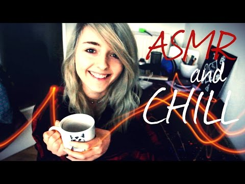 ASMR and CHILL :: Coffee With Your Friend