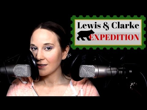 ASMR ✦ Episode 4 ✦ The Lewis and Clark Expedition ✦ Meriwether Lewis ✦ Whisper Storytelling