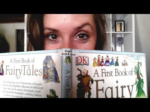 ASMR - Reading a fairy tale to calm you - whispering