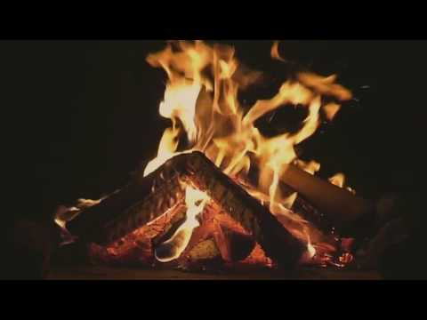 Campfire Guided Relaxation for Sleep and Relaxation   Soothing Sounds   Binaural   Campfire Ambience