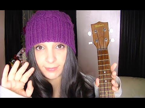 My Gift Is My Song, And This One's For You! Cheers to A New Year & New ASMR!