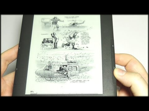 60. Kindle Tour & Button Pressing - SOUNDsculptures (ASMR)